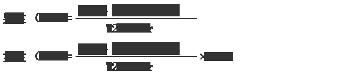 クレアニチン・クリアランス(Cockcroft-Gaultの式)